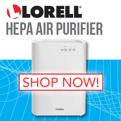 Lorell HEPA Air Pure